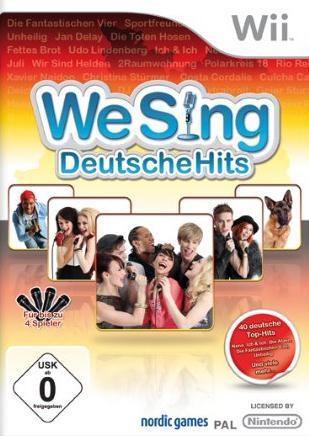 Descargar We Sing German Hits [MULTI5][PAL] por Torrent